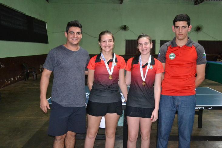 PORTO BARREIRO: Com três dias de competição Tênis de Mesa define seus campeões nas categorias individual e de duplas